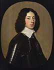 A Gentleman, traditionally identified as Sir George Vane by Gerrit Van  Honthorst