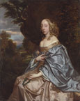 Anne Bayning by Sir Peter Lely