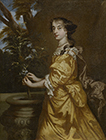 Lady of St. Quintin by Circle of Sir Peter  Lely