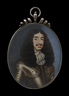 King Charles II by Robert Peake