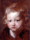 Study for 'Suffer the Little Children' by Sir Anthony Van Dyck
