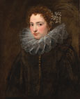 A Lady by Sir Anthony Van Dyck