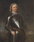 Oliver Cromwell, Lord Protector by Charles Jervas