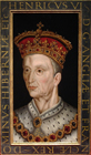 King Henry VI by Renold Elstrack, or after