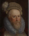 Sir Henry Lee by Marcus Gheeraerts the Younger