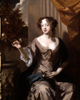 Lady Kildare by Studio of Sir Peter Lely