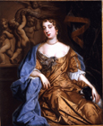Barbara Villiers Duchess of Cleveland by Mary Beale