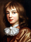One of artist's sons by Mary Beale