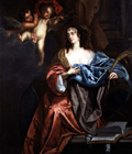 Lady Byron by Sir Peter Lely
