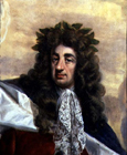 King Charles II by Antonio Verrio