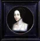 Anne Boleyn by  Anglo-Flemish School