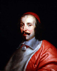 Cardinal Mazarin by Studio of Phillipe de Champaigne