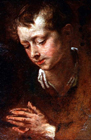 Young boy by Sir Anthony Van Dyck