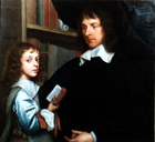 Lady Mary Fairfax and her Tutor by Robert Walker