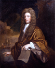 Sir William Robinson Bt by Studio of Sir Godfrey Kneller Bt