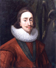 King Charles I by Daniel Mytens